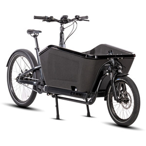"Cube Cargo Dual Hybrid 20""/27.5"" schwarz schwarz"