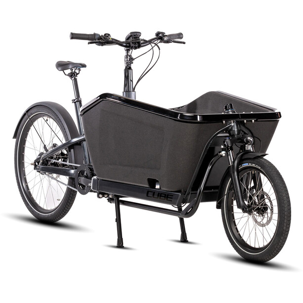 "Cube Cargo Hybrid 20""/27.5"" schwarz"