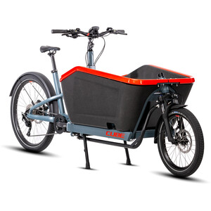 "Cube Cargo Sport Hybrid 20""/27.5"" schwarz schwarz"