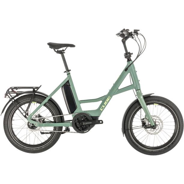 "Cube Compact Hybrid 20"" green'n'green"