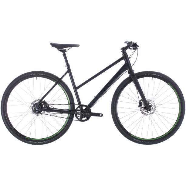 Cube Hyde Race Trapez black'n'green