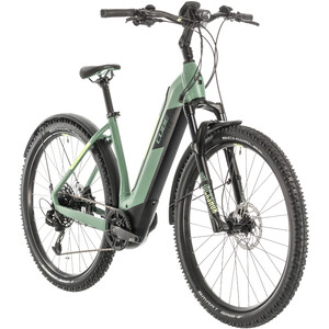 Cube Nuride Hybrid EXC 500 Allroad Easy Entry green'n'sharpgreen green'n'sharpgreen