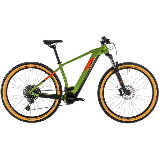 Cube Reaction Hybrid EX 625 green'n'orange