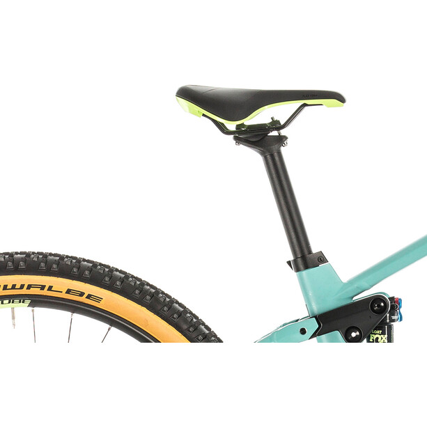 Cube Stereo Hybrid 120 Race 625 frozengreen'n'green