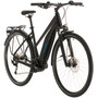 Cube Touring Hybrid One 400 Trapez black'n'blue