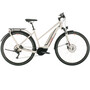 Cube Touring Hybrid Pro 500 Trapez grey'n'red