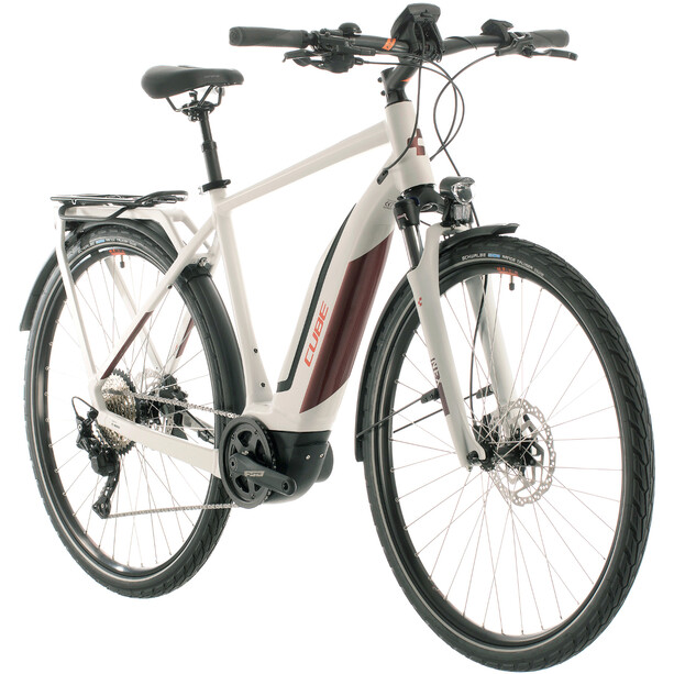 Cube Touring Hybrid Pro 500 grey'n'red