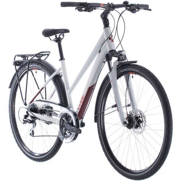 Cube Touring Pro Trapez grey'n'orange