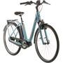 Cube Town Hybrid Pro 400 Easy Entry blue'n'orange