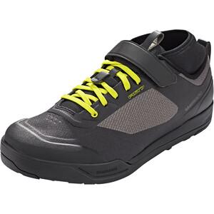 Shimano SH-AM702 Schuhe schwarz/grau schwarz/grau