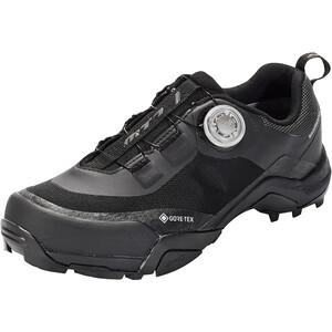 Shimano SH-MT701 GTX Schuhe schwarz schwarz