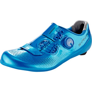 Shimano SH-RC9T S-Phyre Fahrradschuhe Herren blau blau