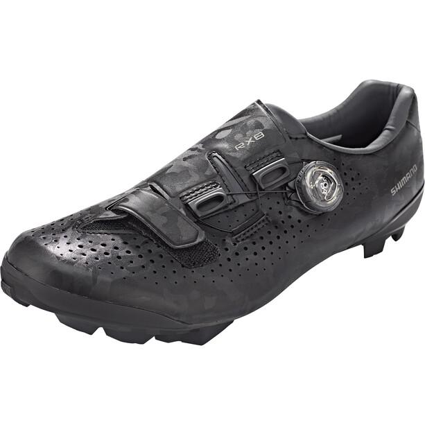 Shimano SH-RX800 Chaussures, noir