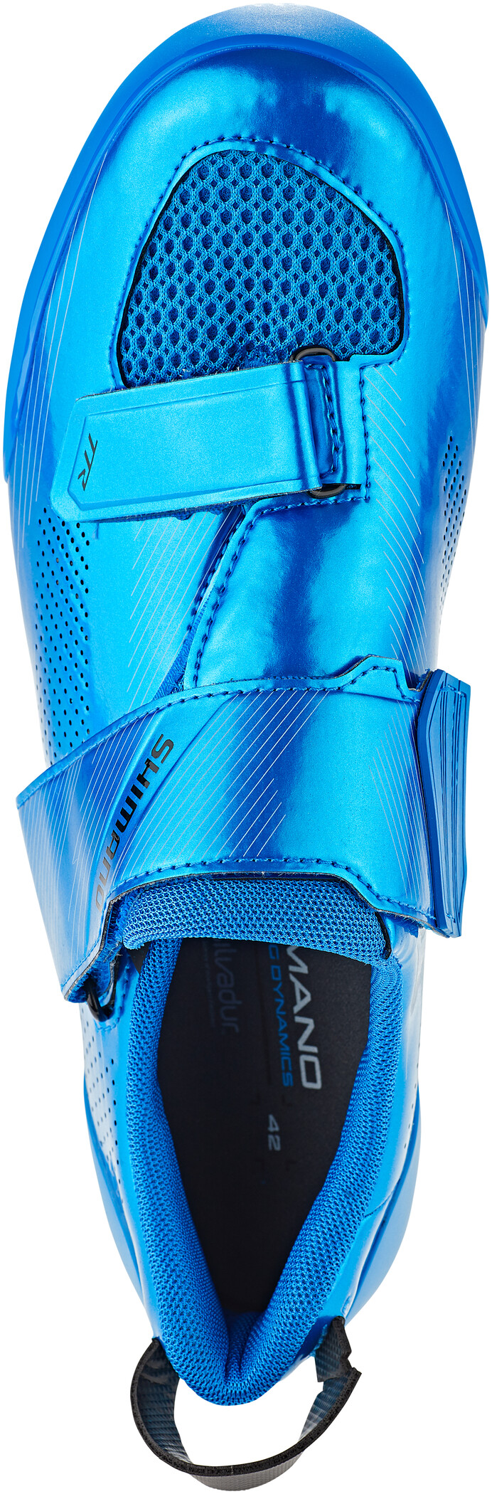 Shimano SH TR9 Fahrradschuhe blue