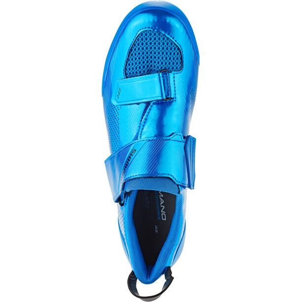 Shimano SH-TR9 Bike Shoes, bleu