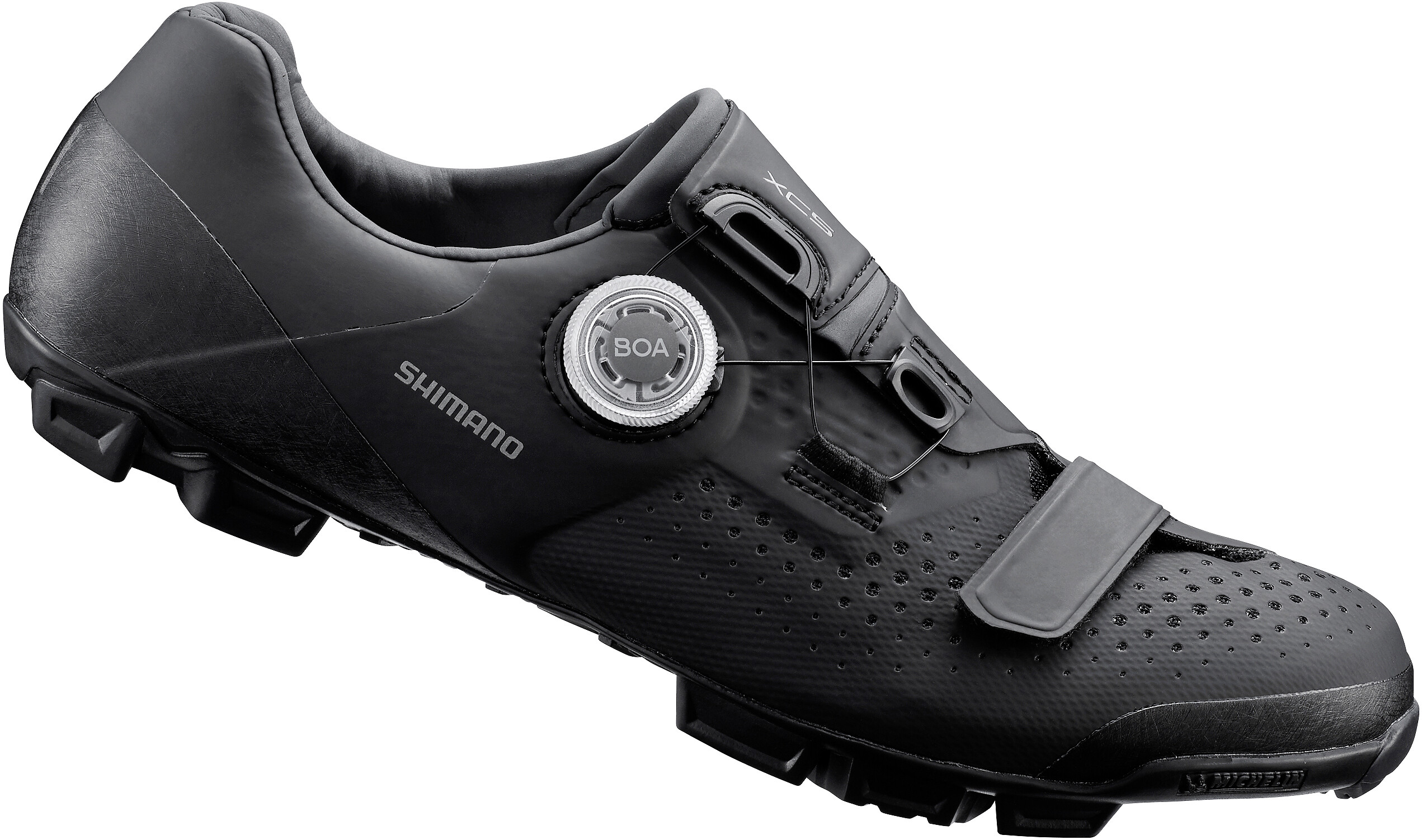 SHIMANO SH-XC5 Fahrradschuhe Black 2019 Rad-Schuhe Radsport-Schuhe