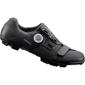 Shimano SH-XC5 Bike Shoes, black black
