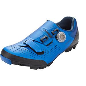 Shimano SH-XC5 Bike Shoes, blue blue