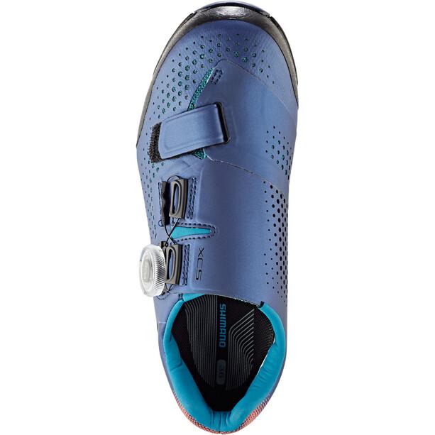 Shimano SH-XC501 Schuhe Damen navy