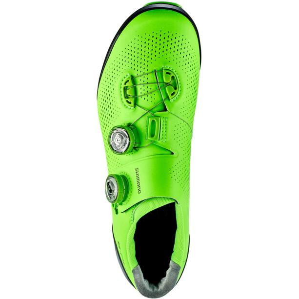 Shimano SH-XC9 S-Phyre Fahrradschuhe green