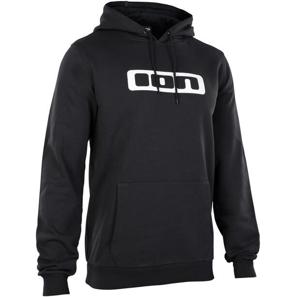 ION Logo Hoody Herren schwarz