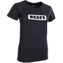 ION Logo Kurzarm-Shirt Damen black