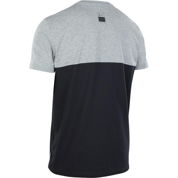 ION Palm Huggers Organic Cotton Kurzarm-Shirt Herren black