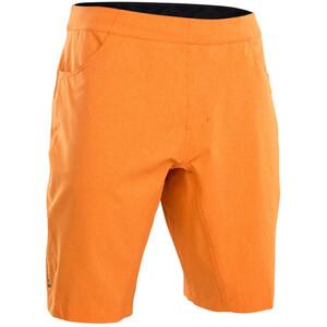 ION Paze Fietsshorts Heren, oranje oranje