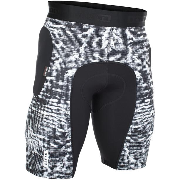 ION Scrub AMP Plus Protector Shorts svart/vit