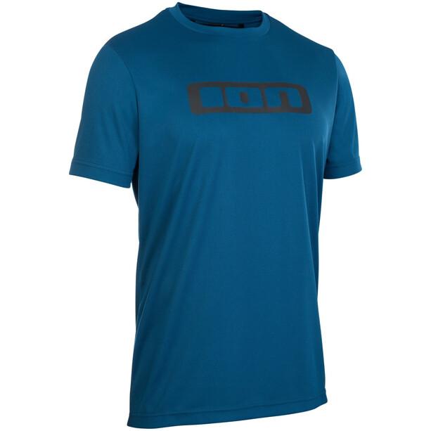 ION Scrub Kurzarm-Shirt Herren ocean blue