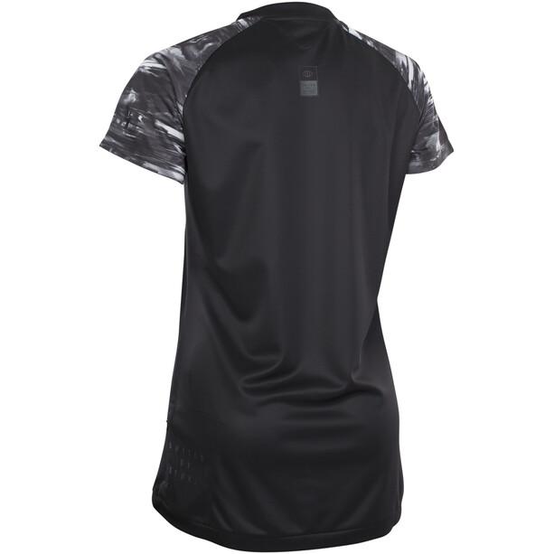 ION Scrub AMP Kurzarm-Shirt Damen black