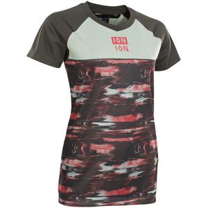 ION Scrub AMP Distortion Kurzarm-Shirt Damen bunt bunt