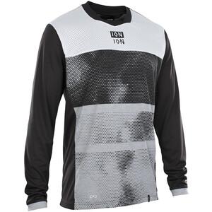 ION Scrub AMP Mesh Langarm-Shirt Herren black black