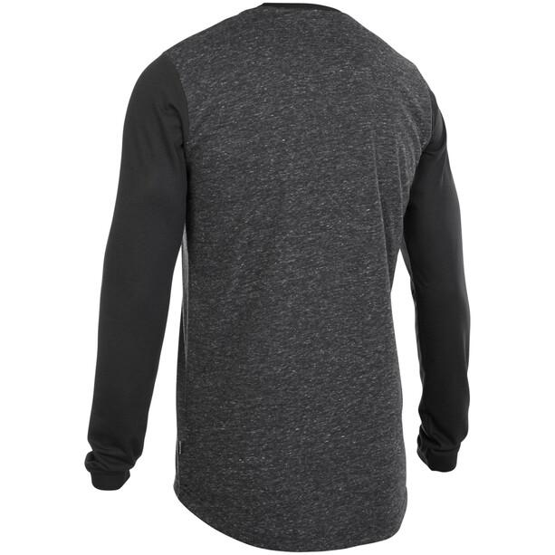 ION Seek Langarm-Shirt Herren black