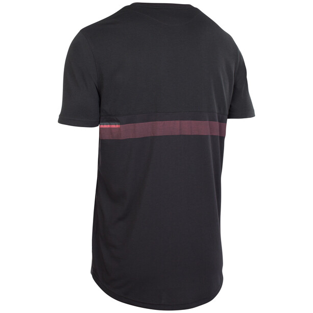 ION Seek AMP Kurzarm-Shirt Herren black