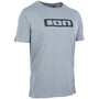 ION Seek DriRelease Kurzarm-Shirt grey melange