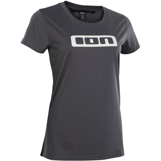 ION Seek DriRelease Kurzarm-Shirt Damen grey