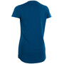 ION Seek DriRelease Kurzarm-Shirt Damen ocean blue