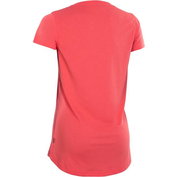 ION Seek DriRelease Kurzarm-Shirt Damen pink isback