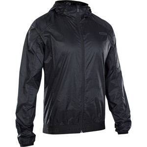 ION Shelter Windbreaker Jacke black black
