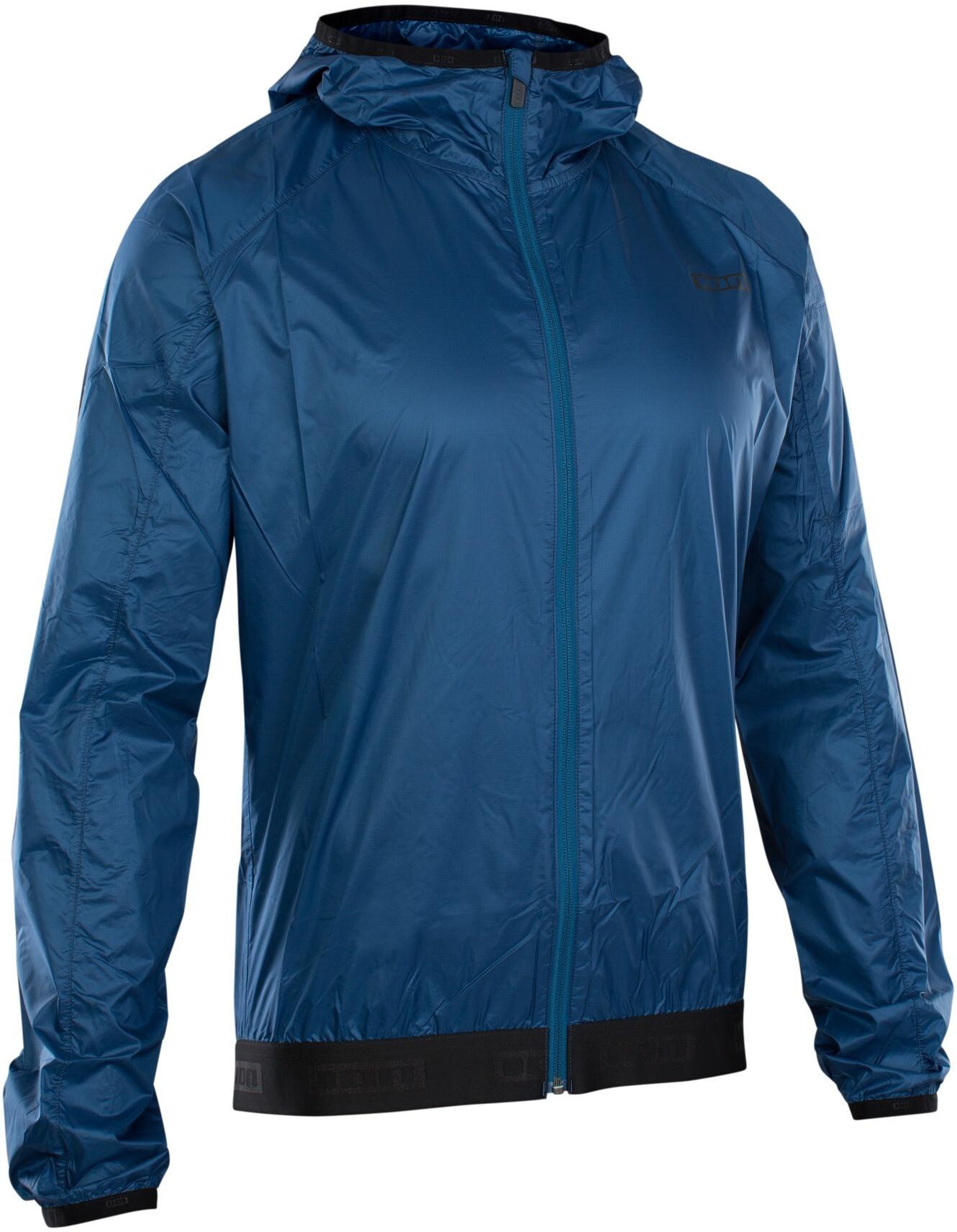 bikester.dkion shelter windbreaker jacket ocean