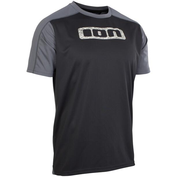 ION Traze Kurzarm-Shirt Herren black