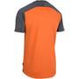 ION Traze Kurzarm-Shirt Herren riot orange