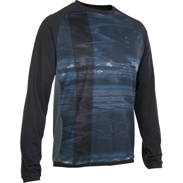 ION Traze AMP Langarm-Shirt Herren black