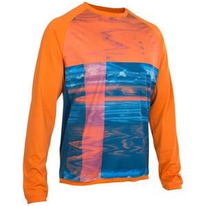 ION Traze AMP Langarm-Shirt Herren riot orange riot orange
