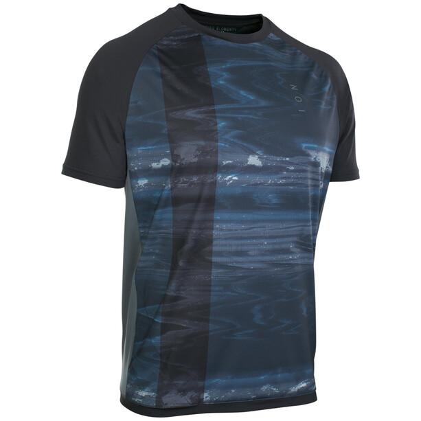 ION Traze AMP Kurzarm-Shirt Herren black