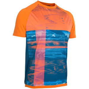 ION Traze AMP Kurzarm-Shirt Herren orange orange