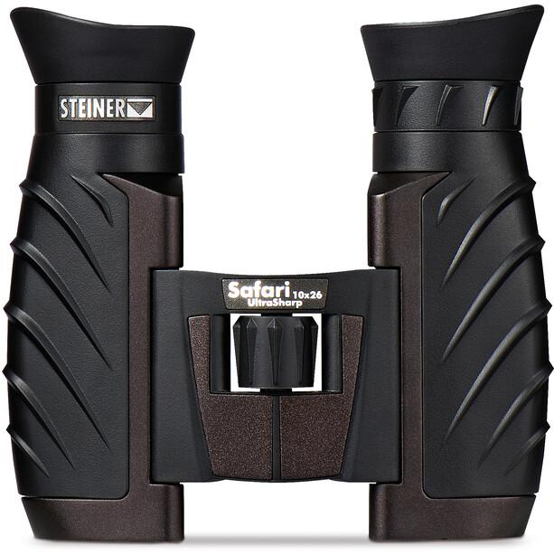 Steiner Safari UltraSharp Fernglas 10x26 black