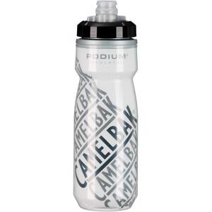 CamelBak Podium Chill Flasche 620ml grau/transparent grau/transparent