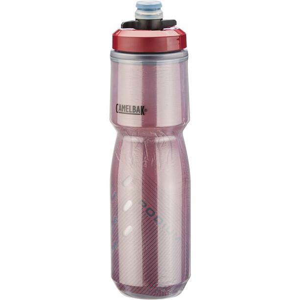 CamelBak Podium Chill Flasche 710ml burgundy perforated